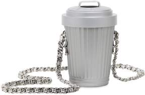 Moschino Trash Can Shoulder Bag