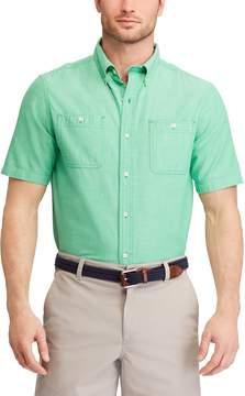 Chaps Men's Classic-Fit Chambray Button-Down Shirt