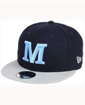 New Era Maine Black Bears Mb 9FIFTY Snapback Cap