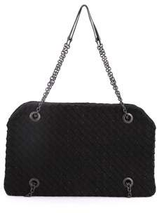 Bottega Veneta Pre-owned: Duo Bag Intrecciato Grosgrain.