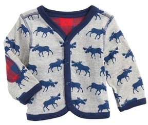 Hatley Infant Boy's Reversible Cardigan