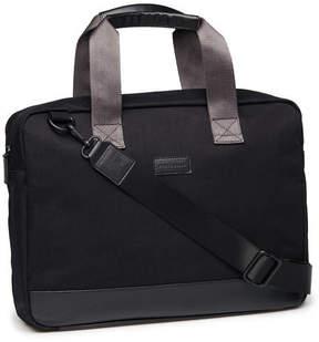 Perry Ellis Black Messenger Bag
