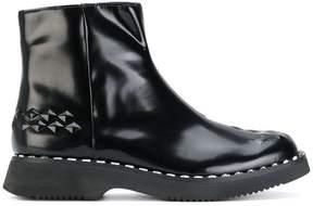 Ash Victim ankle boots
