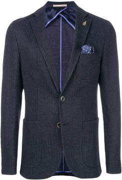 Paoloni textured blazer
