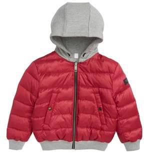 Burberry Mini Langleigh Reversible Down Jacket