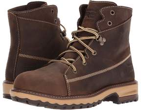 Timberland Hightower 6 Alloy Safety Toe Women's Work Lace-up Boots
