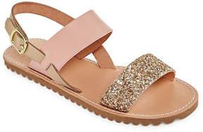 Arizona Virgo Girls Flat Sandals - Little Kids/Big Kids