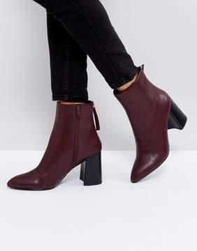 Miss KG Secret Pointed Heeled Ankle Boots