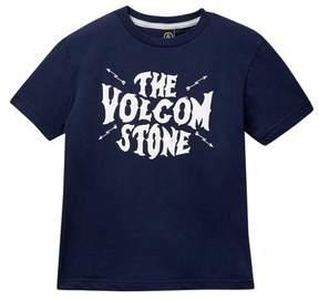 Volcom Old Russ Short Sleeve Tee (Big Boys)