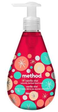 Method Products Gel Hand Soap Vanilla Chai - 12oz
