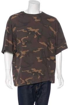 Yeezy 2015 Camouflage T-Shirt