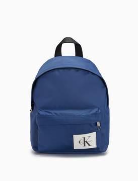 Calvin Klein monogram logo essential backpack