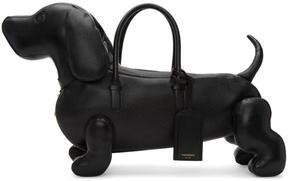 Thom Browne Black Hector Bag