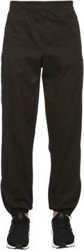 Yeezy Washed Cotton Canvas Sweatpants