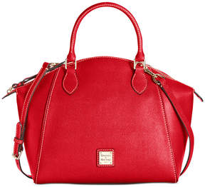 Dooney & Bourke Sydney Satchel - RED - STYLE