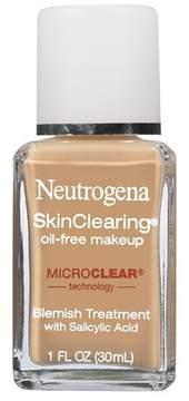 Neutrogena ® Skin Clearing Liquid Foundation - 1 oz