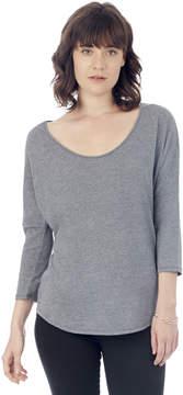 Alternative Apparel Curveball Vintage Jersey T-Shirt