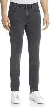 HUGO 734 Stretch Skinny Jeans in Black