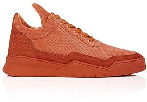 Filling Pieces MEN'S MEN'S PERFORATED SUEDE GHOST SNEAKERS