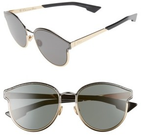 Christian Dior Women's Symmetrics 59Mm Sunglasses - Black/ Marble