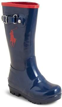 Ralph Lauren Girls' Ralph Rain Boots - Walker, Toddler