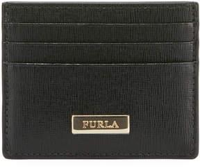 Furla Classic Saffiano Credit Card Case, Black