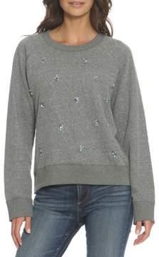Driftwood Jeweled Sweatshirt
