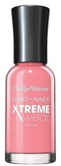 Sally Hansen Hard As Nails Xtreme Wear Nail Color Polish, 185, Giant Peach.