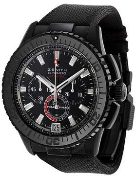 Zenith Men's El Primeo Stratos Flyback Chronograph Watch