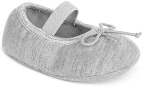 First Impressions Cotton Ballet Flats, Baby Girls (0-4), Created for Macy's
