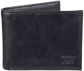 Levi's Levis Men's Levi's& RFID-Blocking Passcase Wallet