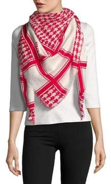 Karl Lagerfeld Paris Border Scarf
