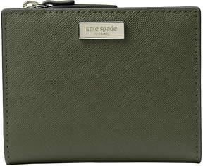 Kate Spade Evergreen Laurel Way Shawn Leather Wallet