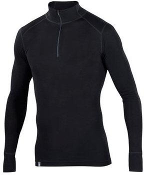 Ibex Men's Woolies 1 Zip T-Neck Pullover