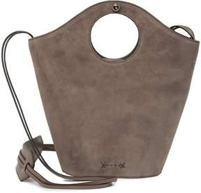Elizabeth and James Market Small Suede Shopper Bag
