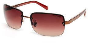 Tommy Hilfiger Tortoiseshell-Look Brittany Rectangle Sunglasses
