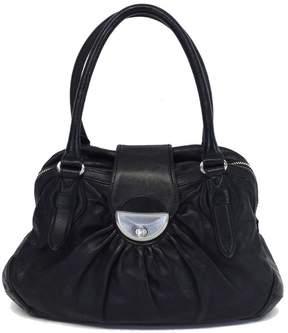 Botkier Black Small Leather Shoulder Bag