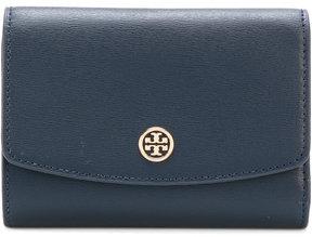 Tory Burch zipper purse - BLUE - STYLE