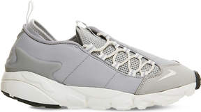 Nike Footscape leather and mesh trainers