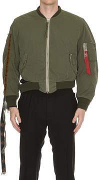 Alpha Industries Padded Bomber