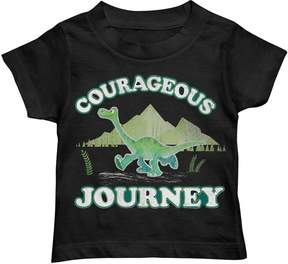 Disney Pixar The Good Dinosaur Boys Courageous Journey Arlo Tee