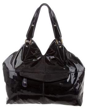 Etro Patent Leather Shoulder Bag