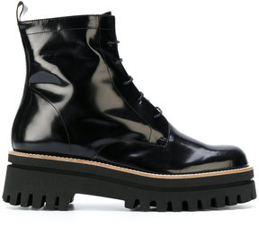 Paloma Barceló ankle length boots