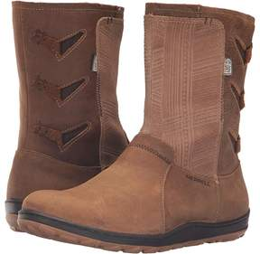 Merrell Ashland Vee Mid Waterproof Women's Boots
