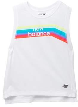 New Balance Fashion Tank (Big Girls)