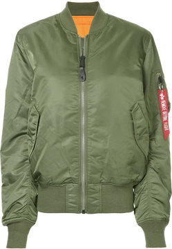 Alpha Industries classic bomber jacket