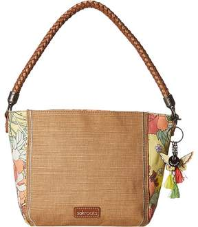 Sakroots Elsa Small Hobo Hobo Handbags