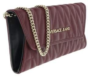 Versace EE3VQBPY3 E331 Magenta Wallet On Chain