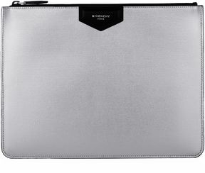 Givenchy Metallic Pouch