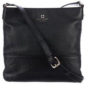 Kate Spade Southport Avenue Cora Crossbody Bag - BLACK - STYLE